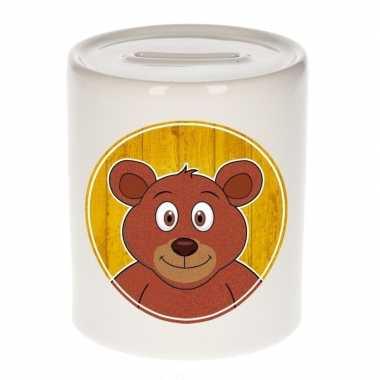 Grote beren spaarpot kinderen