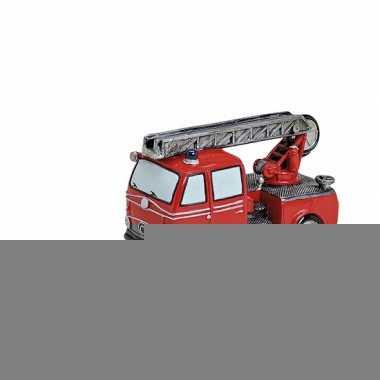 Grote  Brandweerwagen spaarpot