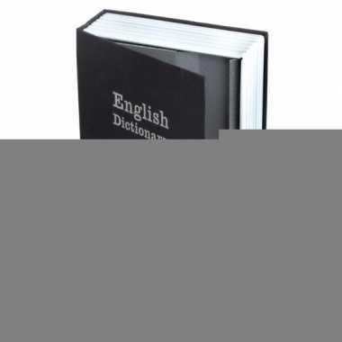 Grote geheim bewaarboek engels woordenboek gram spaarpot