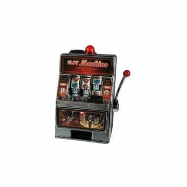 Grote  Gokkast spaarpot speelautomaat