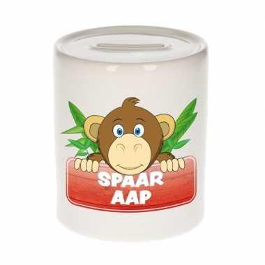 Grote kinder spaarpot apen