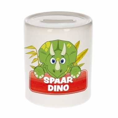 Grote kinder spaarpot dinosaurus