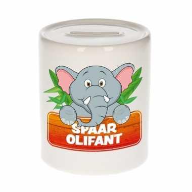 Grote kinder spaarpot olifanten