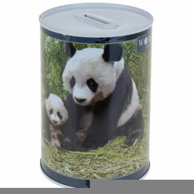 Grote panda spaarpot