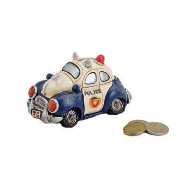 Grote politieauto spaarpot