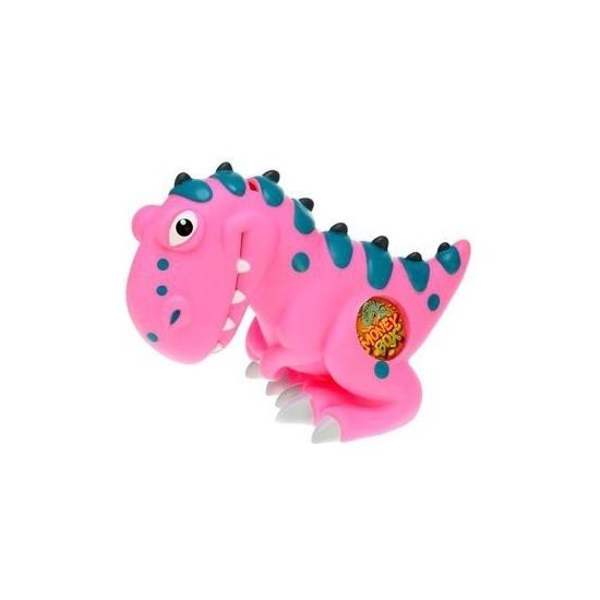 Grote spaarpot dinosaurus roze