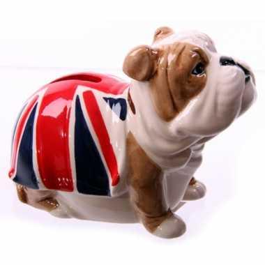 Grote  Spaarpot Engelse Bulldog