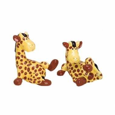 Grote  Spaarpot giraf