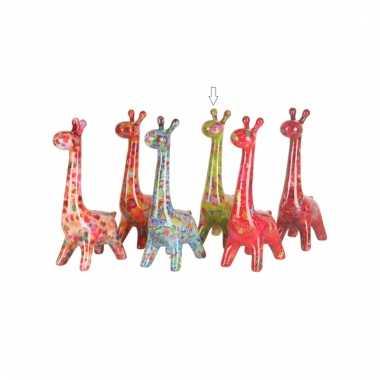 Grote spaarpot giraffe type 10076488