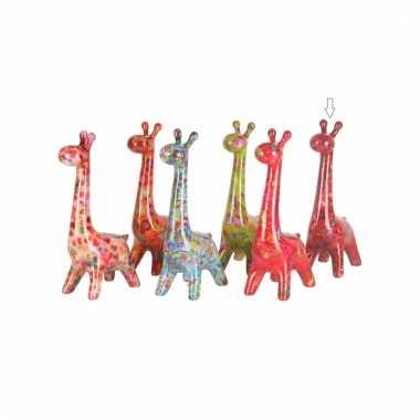 Grote spaarpot giraffe type 10076490