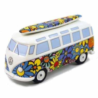 Grote  Spaarpot hippie VW bus
