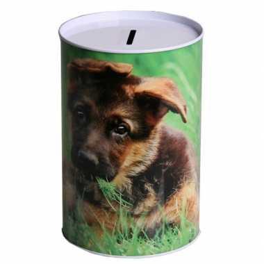 Grote  Spaarpot honden type