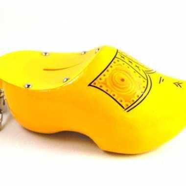Grote  Spaarpot klomp geel