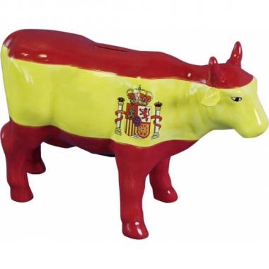 Grote  Spaarpot koe Spanje