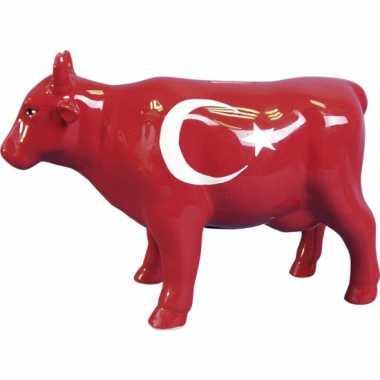 Grote  Spaarpot koe Turkije