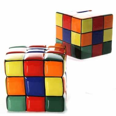 Grote  Spaarpot kubus