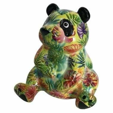 Grote spaarpot panda type