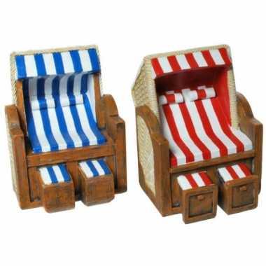 Grote  Spaarpot strandstoel