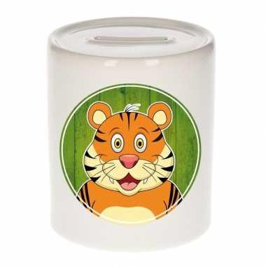 Grote tijgers spaarpot kinderen
