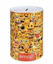 Grote emoji spaarpot type