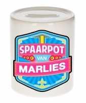 Grote kinder spaarpot marlies