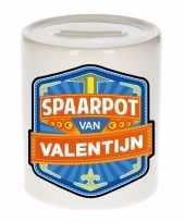 Grote kinder spaarpot valentijn