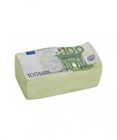 Grote spaarpot euro biljet 10074160