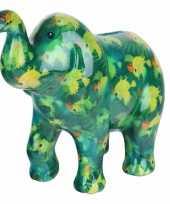 Grote spaarpot olifant type