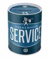 Grote spaarpot volkswagen service